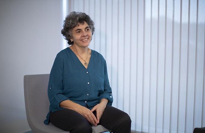 Montse Garcia en su programa de desarrollo personal interno. Conóceme